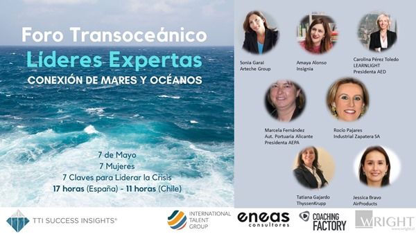 foro transoceanico lideres expertas coaching factory